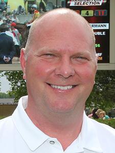Louisiana-based trainer Eric Heitzmann