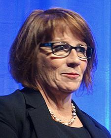 DFL-endorsed gubernatorial candidate Erin Murphy