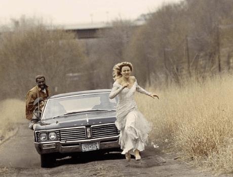"Cameron Diaz in a scene from ""Feeling Minnesota."""