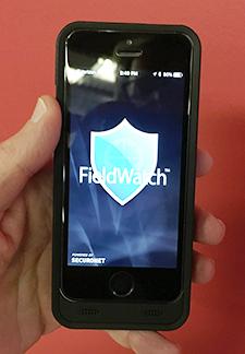 Fieldwatch app