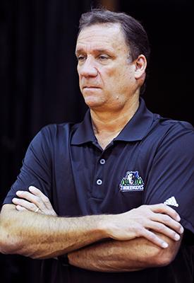 Head Coach Flip Saunders