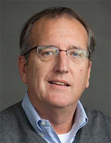 Board chair Harry Melander