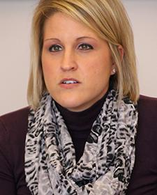 Dakota County Drug Court probation officer Heidi Kastama