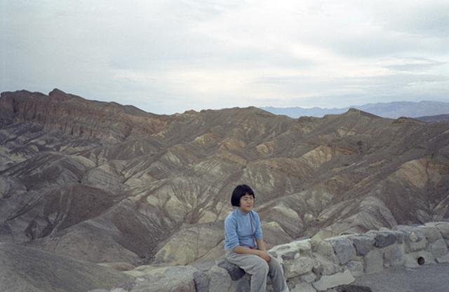 Wing Young Huie, Death Valley , Nevada, 2001-02, C- Print. Collection of the Min