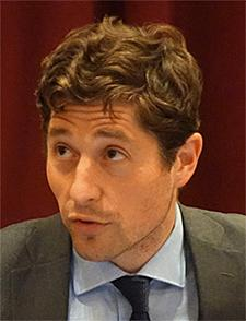 Council Member Jacob Frey