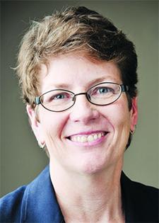 Hennepin County Board Chair Jan Callison