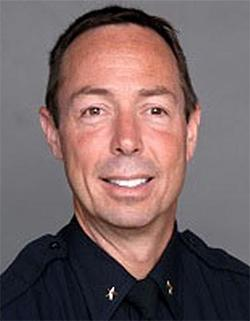 Former St. Anthony Chief of Police John Ohl