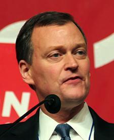 GOP-endorsed gubernatorial candidate Jeff Johnson