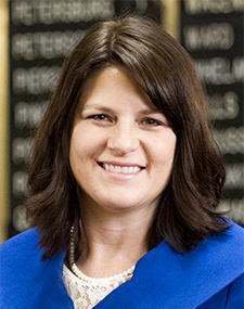 Majority Leader Joyce Peppin