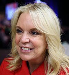 U.S. Senate candidate Karin Housley