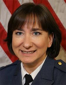 St. Paul Assistant Police Chief Kathy Wuorinen
