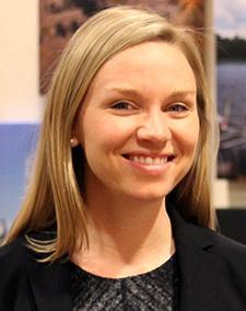 Former DEED Commissioner Katie Clark Sieben