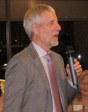 Minnesota Orchestra President Kevin Smith at the Sept. 9 banquet.