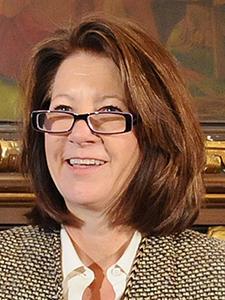 DHS Commissioner Lucinda Jesson