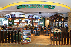 Minnesota Wild restaurant