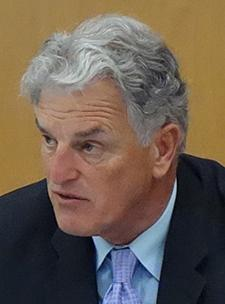 Commissioner Peter McLaughlin