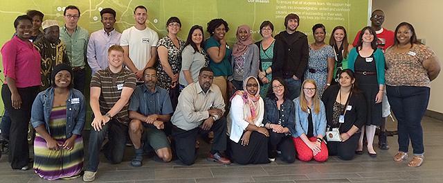Minneapolis Residency Program student teachers