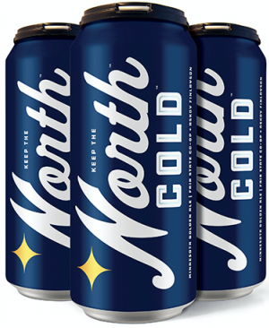 Askov Finlayson and Fair State Brewing's Feel the North Cold beer