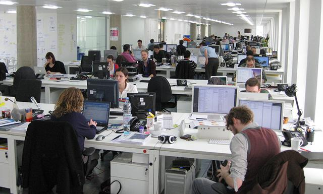 Interrupted a lot at the office? It may be affecting the quality of your work
