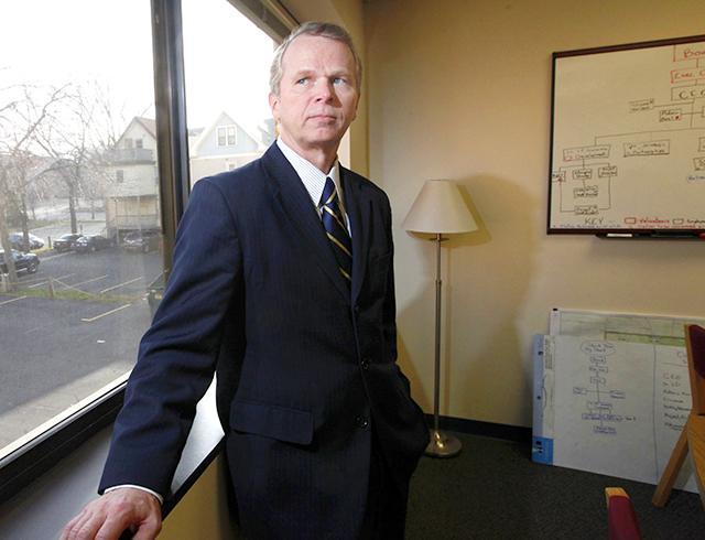 Paul Jadin, former CEO of the Wisconsin Economic Development Corp
