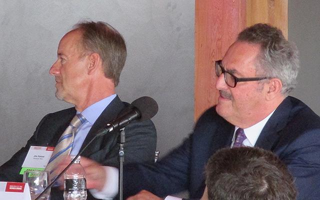 Jim Pohlad and Zygi Wilf