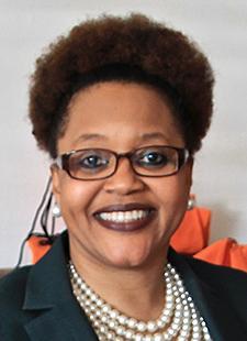 Principal Monica Fabre