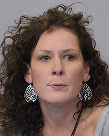 Board member Rebecca Gagnon