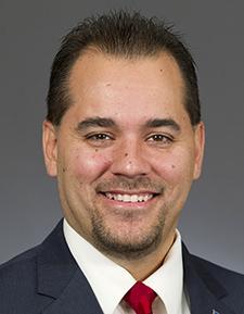 State Rep. Eric Lucero
