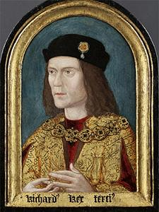Portrait of Richard III of England, painted c. 1520
