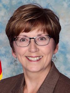 Bemidji Mayor Rita Albrecht