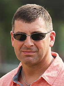 Canadian trainer Robertino Diodoro