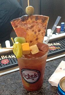 College Daze Bloody Mary