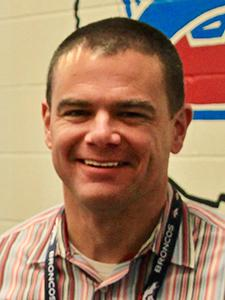 Principal Scott Masini