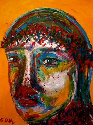 """Sensation Overload"" by Gabriel Orion Marie"