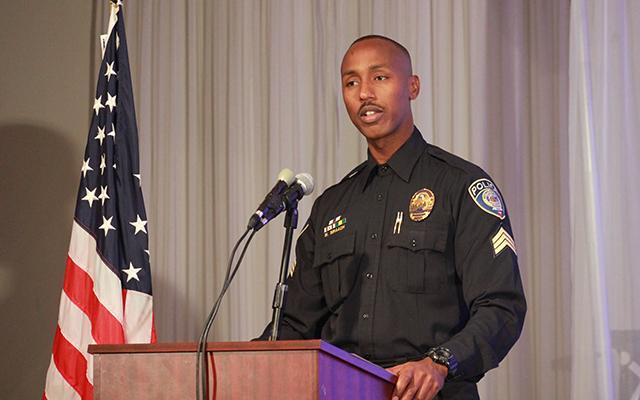 Sgt. Waheid Siraach