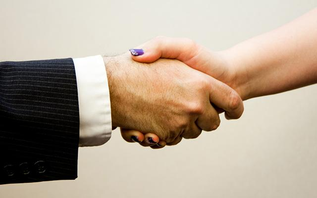 Time to ban handshakes from medical settings?