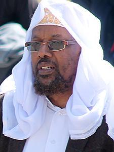 Sheikh Abdirahman Ahmad, imam of Abubakar As-Saddique Mosque
