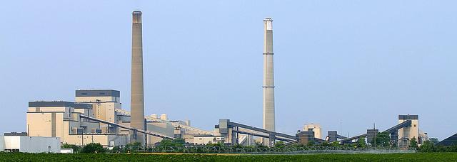 Sherco plant in Becker, Minnesota