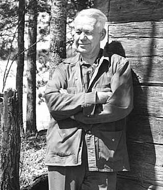 Sigurd Olson, circa 1960