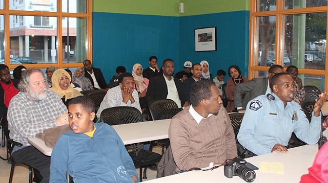 The local chapter of North American Somali Bar Association