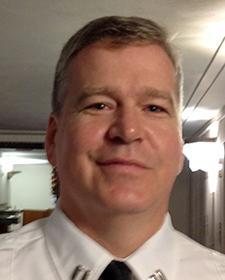Fire Captain Steve Shapira