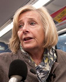 Met Council Chair Sue Haigh