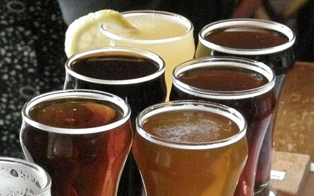 The new law allows taprooms to be open on Sundays
