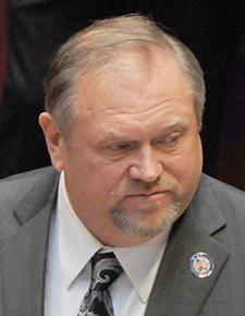 Senate Majority Leader Tom Bakk