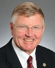 State Sen. Tom Saxhaug
