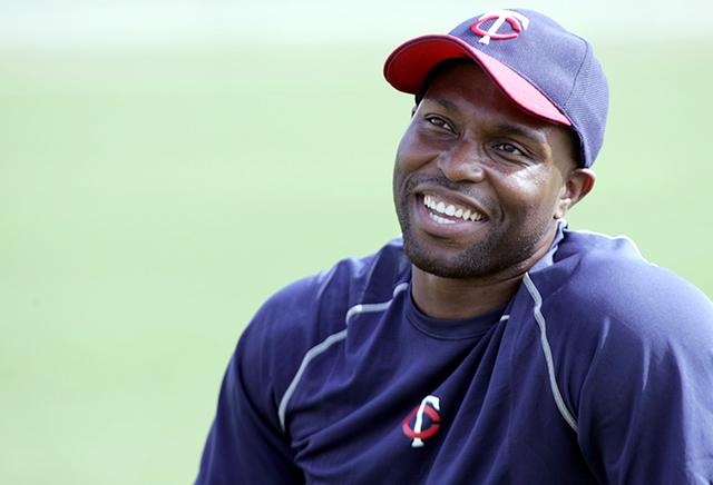 Give the 40-year-old Torii Hunter credit for knowing when it was time.
