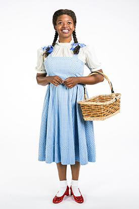 "Traci Allen Shannon in ""The Wizard of Oz"""