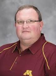 Gopher football coach Tracy Claeys
