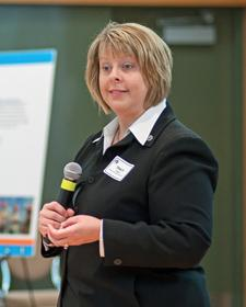 MnDOT Deputy Commissioner Tracy Hatch