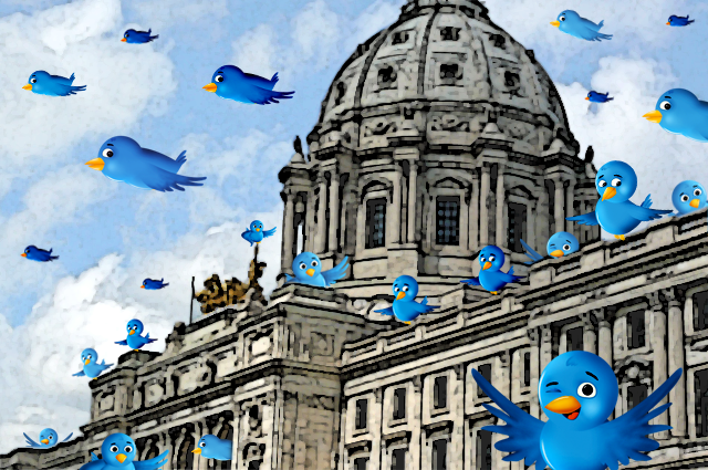 Social media political pratfalls: Can state policies reduce the damage?